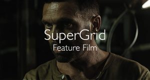 SuperGrid feature film movie